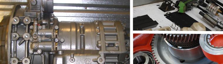 ZF Transmissions Repair and Refurbishment - Hanna Plant